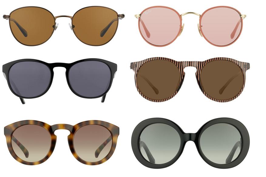 lunettes rondes harry potter lunettes de soleil rondes lennon. Black Bedroom Furniture Sets. Home Design Ideas